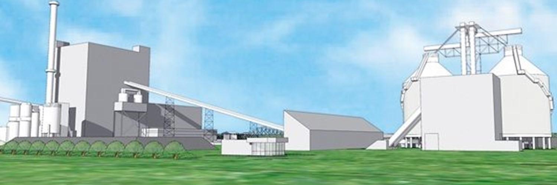 Biomass Power Plant 'Bio Golden Raand' | Industriebouw